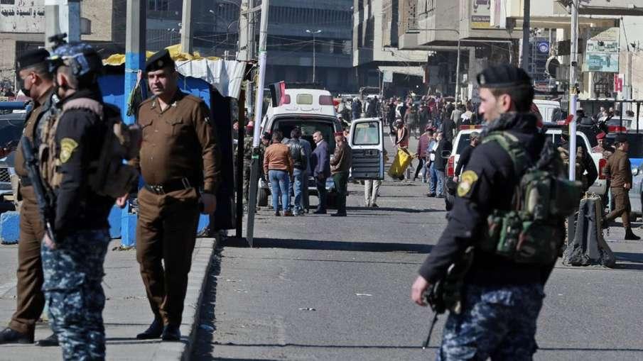 Twin Suicide Bombings, Twin Suicide Bombings Baghdad, Twin Suicide Bombings Iraq- India TV Hindi