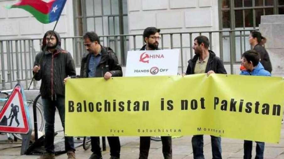 China has deployed me to crush Baloch movement says Pak general Ayman Bilal - India TV Hindi