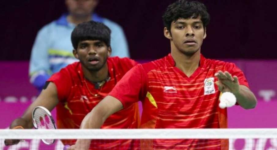 Satwik and Chirag, semi-finals, Thailand Open- India TV Hindi