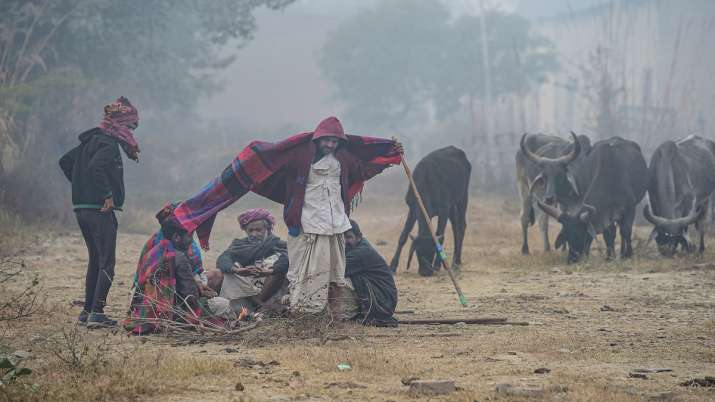 राजस्थान में सर्दी...- India TV Hindi