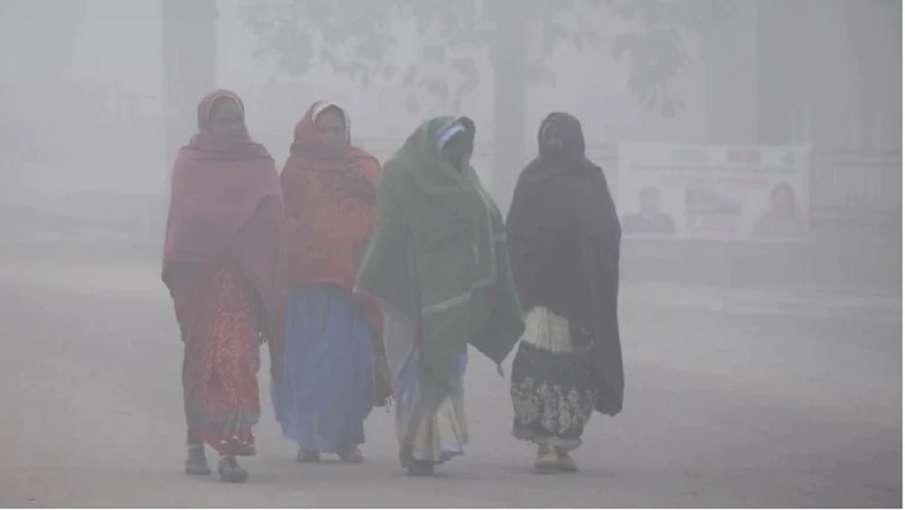 IMD Weather Forecast alert Delhi, Uttar Pradesh, Haryana, Punjab, Chandigarh, Uttarakhand rain cold - India TV Hindi