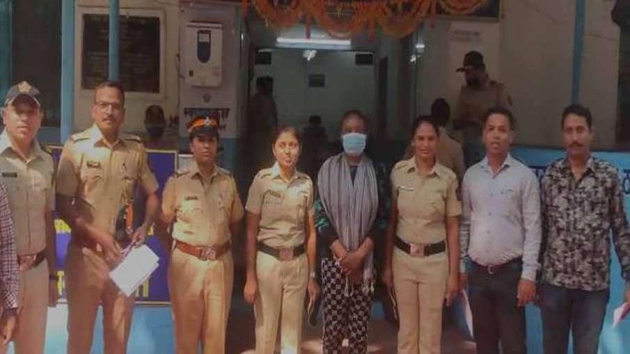 दिल्ली से विदेशी महिला गिरफ्तार, हाई प्रोफाइल लोगों को बनाती थी निशाना- India TV Hindi