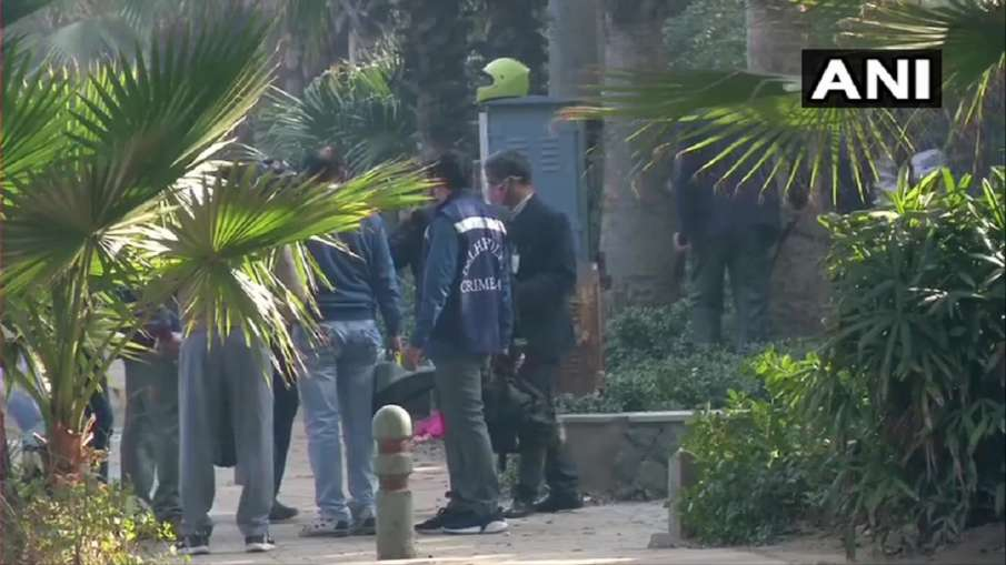 इजरायली दूतावास के पास ब्लास्ट: अमोनियम नाइट्रेट का इस्तेमाल, बड़ी साजिश का हो सकता है ट्रायल- India TV Hindi