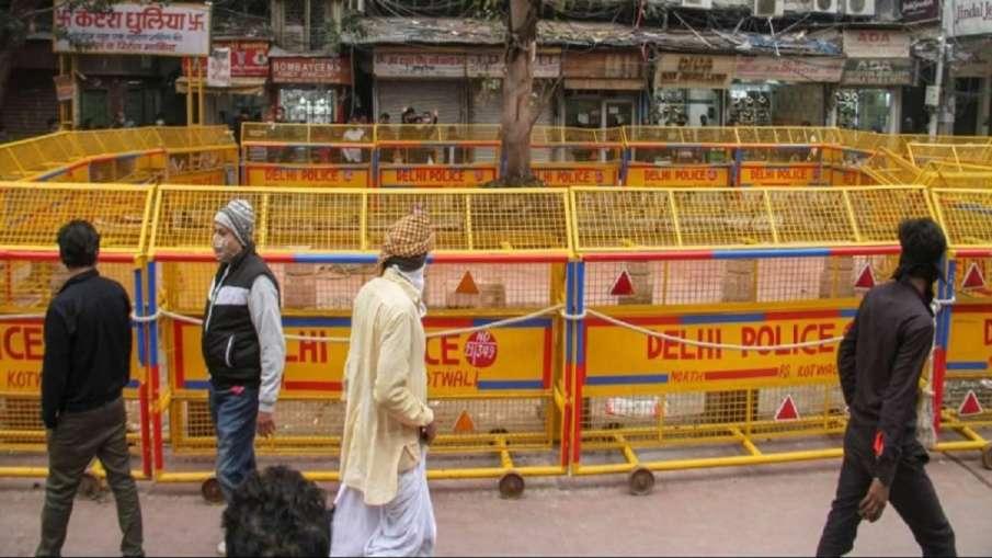 old Peepal tree of cut down Delhi Hanuman Mandir Chandni Chowk dispute- India TV Hindi