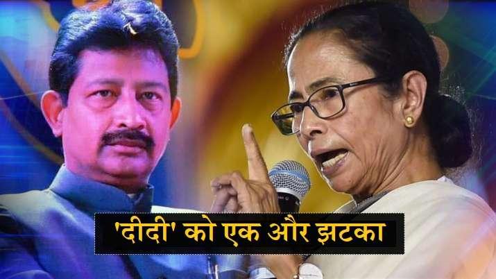 Rajiv banerjee TMC MLA to join BJP - India TV Hindi