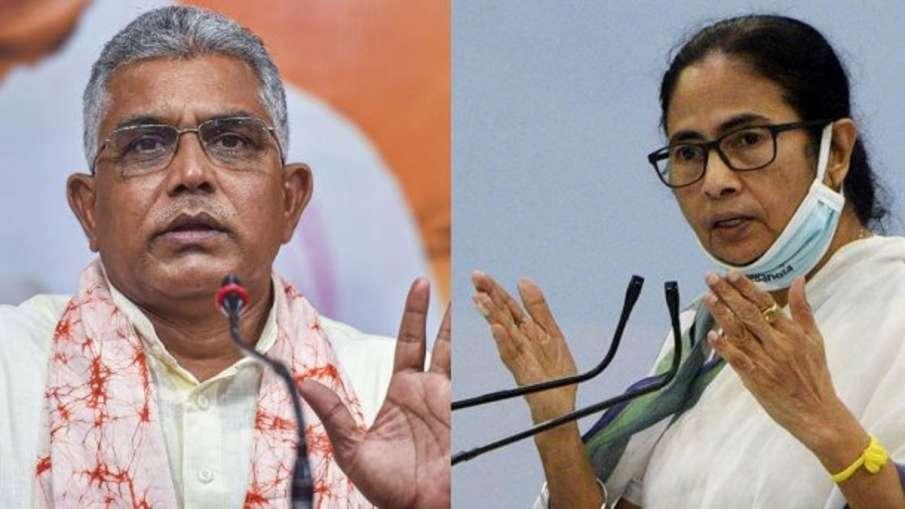 Dilip Ghosh Muslims, BJP BVengal Muslims, Mamata Banerjee Muslims, Trinamool Congress Muslims- India TV Hindi