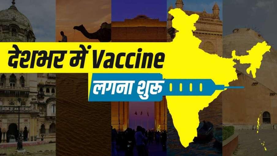 Coronavirus Vaccination: देश में हुई...- India TV Hindi