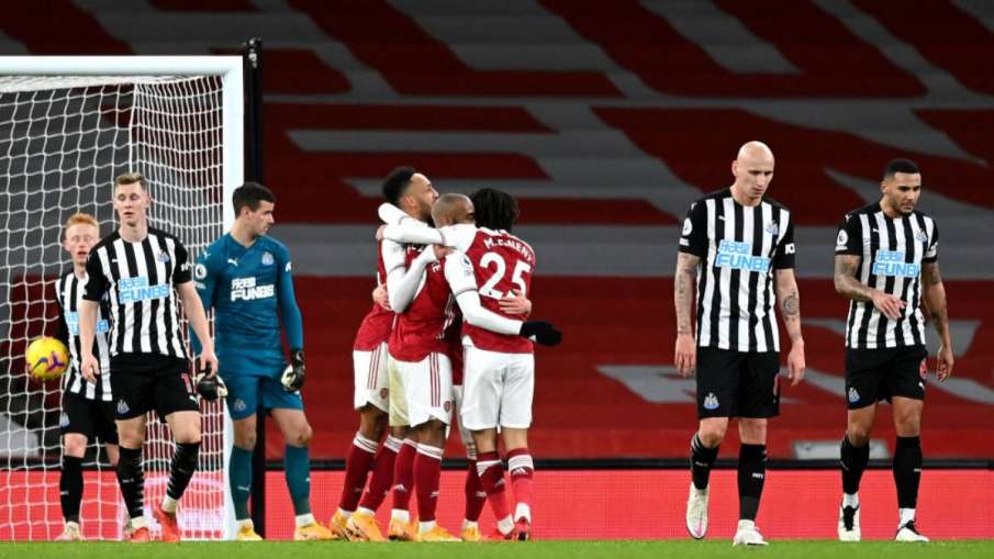 EPL,  Arsenal, Sports, Football, Newcastle, Aubameyang- India TV Hindi
