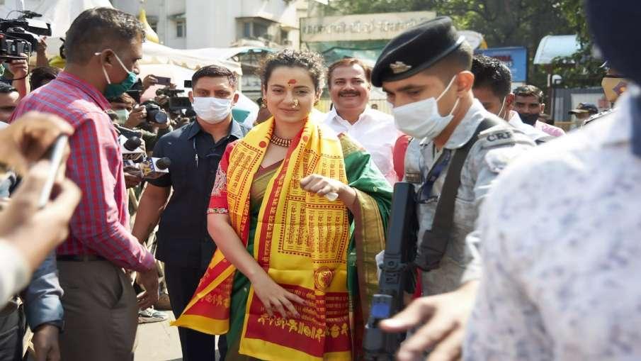 kangana Ranaut supports love jihad law says rape culprit should be hanged like saudi arabia कंगना रन- India TV Hindi
