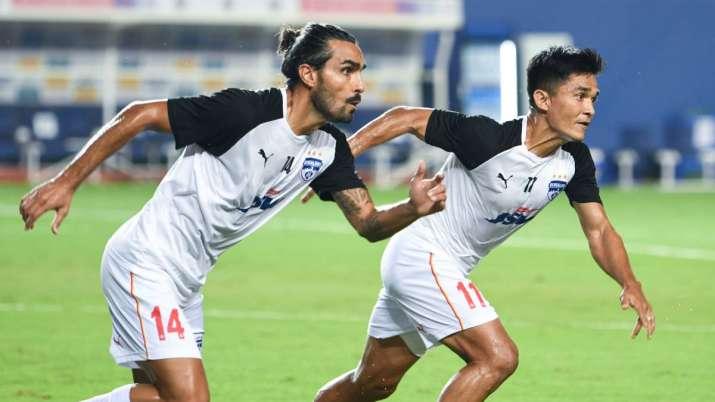 ISL-7: Bengaluru FC hold Northeast United FC on a draw- India TV Hindi