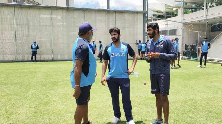 IND vs AUS: Indian team started practice in Brisbane due to injury problems - India TV Hindi