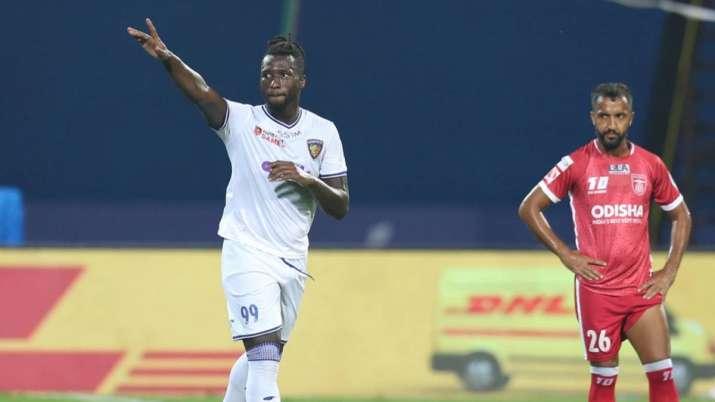 ISL-7: Chennaiyin FC beat Odisha FC 2-1- India TV Hindi