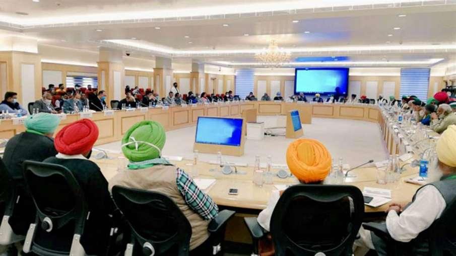सरकार और किसान यूनियनों के बीच बुधवार को होगी 10वें दौर की बैठक- India TV Hindi