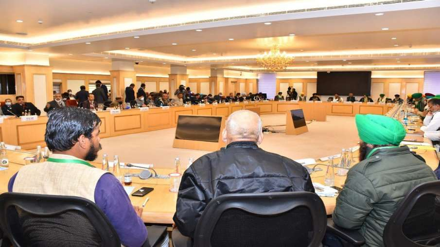 कृषि कानून वापस लेने की तैयारी में सरकार? बैठक के बाद आया किसान नेता का बड़ा बयान- India TV Hindi