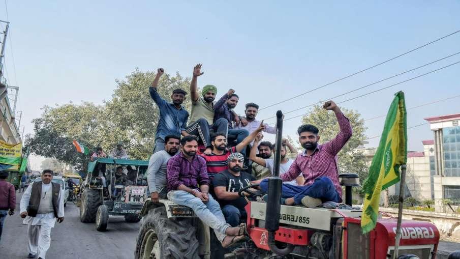 किसानों को सुरक्षा देने पर आप और अमरिंदर सिंह के बीच जुबानी जंग- India TV Hindi