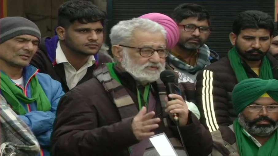 NIA के जरिए हमें डराने-धमकाने की कोशिश हो रही है: किसान नेता- India TV Hindi
