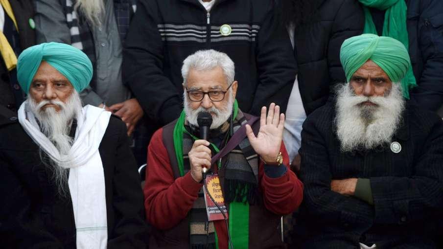हमें सुप्रीम कोर्ट की कमेटी मंजूर नहीं, हमारा आंदोलन अनिश्चितकालीन जारी रहेगा: किसान नेता- India TV Hindi