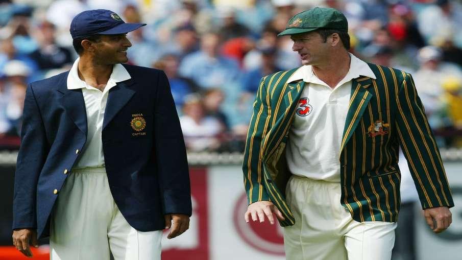 India vs Australia, Sourav Ganguly, Brad Hogg, Ganguly captaincy, Ganguly best captain- India TV Hindi