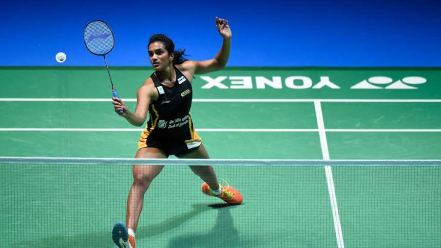 PV Sindhu lost in first round with return to international badminton - India TV Hindi