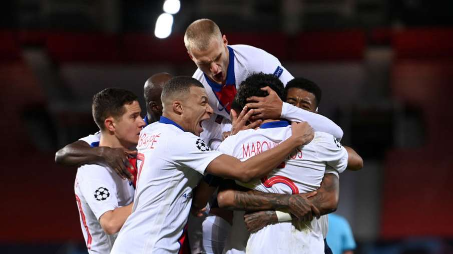 French League: PSG won by two goals from Kylian Mbappe- India TV Hindi