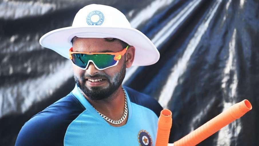 IND vs AUS : Former Indian selector said Rishabh Pant needs to work on fitness - India TV Hindi