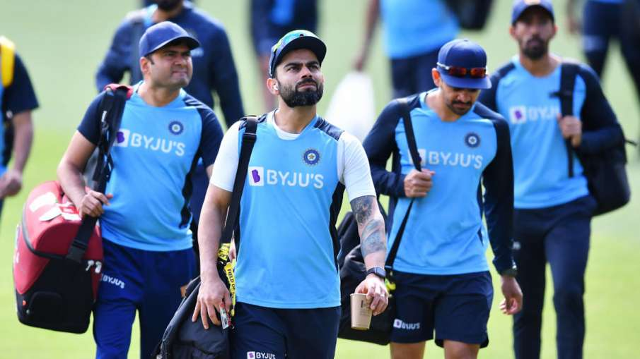 IND vs ENG : Indian players will have to undergo corona test before checkin at Chennai hotel- India TV Hindi