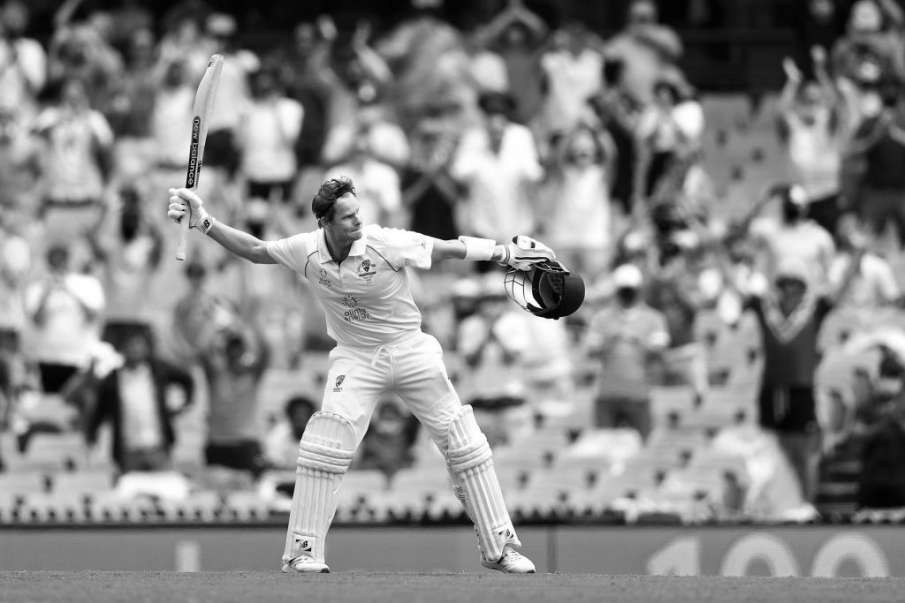 IND vs AUS: Steve Smith out of the cage, made a century by replying to critics- India TV Hindi