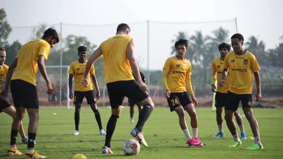 ISL-7: Hyderabad will come down to strengthen playoff claim by defeating Chennaiyin- India TV Hindi