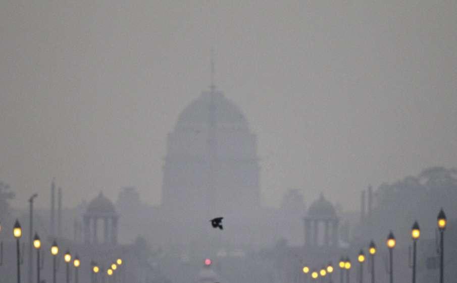 India weather alert cold wave heavy for air pollution imd latest updates - दिल्ली की वायु गुणवत्ता फ- India TV Hindi