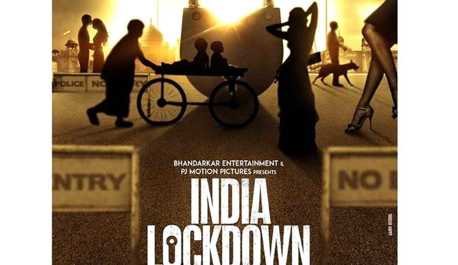 madhur bhandarkar unveils India Lockdown first poster- India TV Hindi