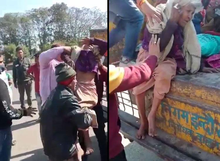 इंदौर में बुजुर्गों...- India TV Hindi