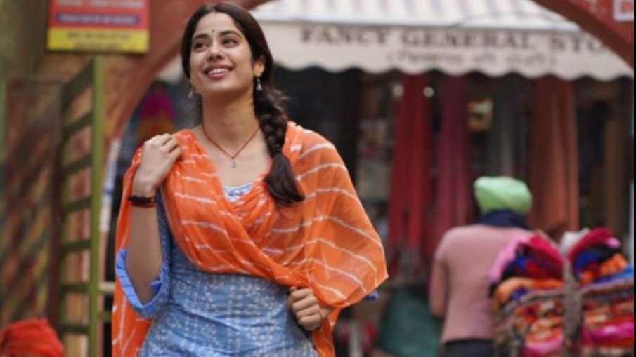 किसानों ने जाह्नवी कपूर की फिल्म की रोकी शूटिंग, मांग रहे थे आंदोलन में समर्थन- India TV Hindi