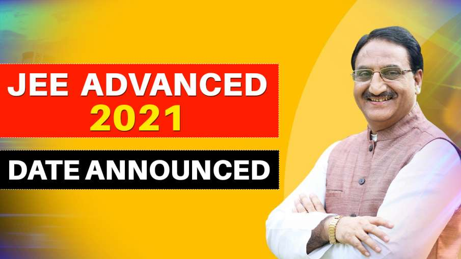 JEE Advanced 2021 Exam Date Complete Schedule announced...- India TV Hindi