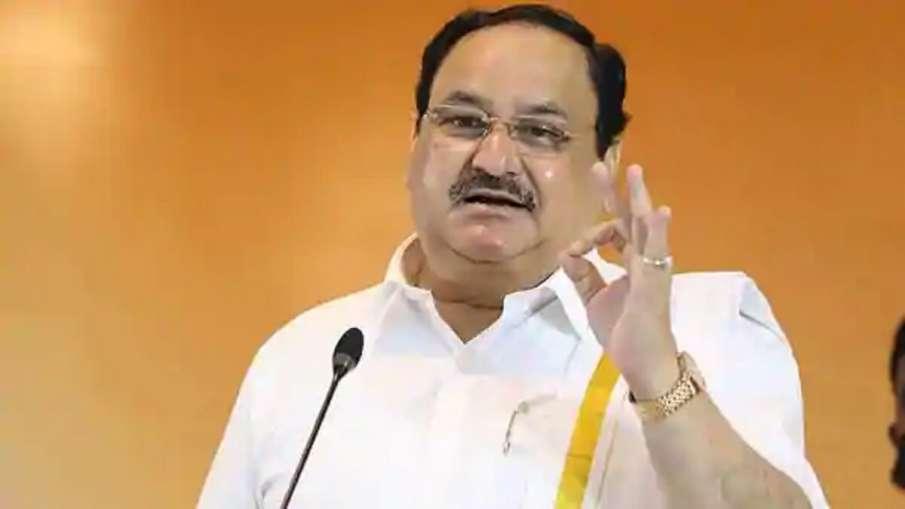 बीजेपी के राष्ट्रीय अध्यक्ष जेपी नड्डा - India TV Hindi