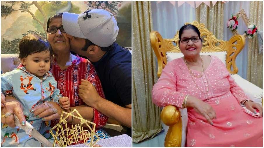 कपिल शर्मा की मां का...- India TV Hindi