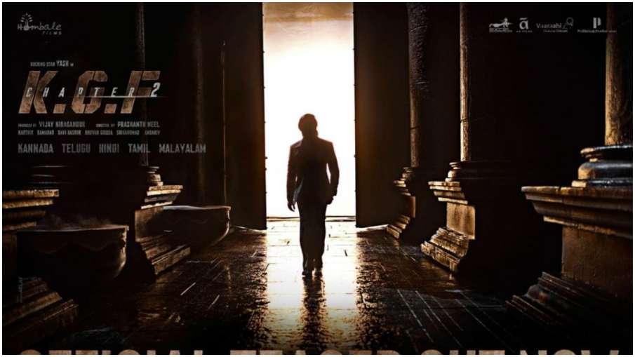 KGF Chapter2 TEASER- India TV Hindi