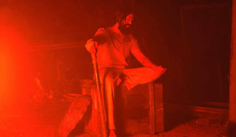 KGF Chapter2 Teaser date yash new pic - India TV Hindi