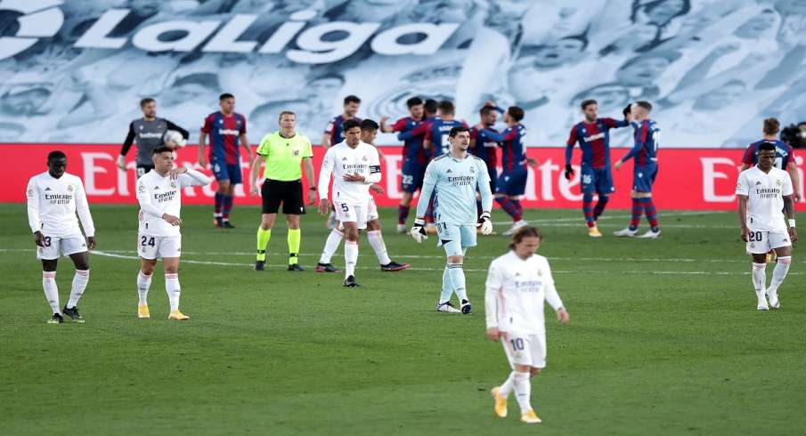 Real Madrid, Levante, Sports, Football - India TV Hindi