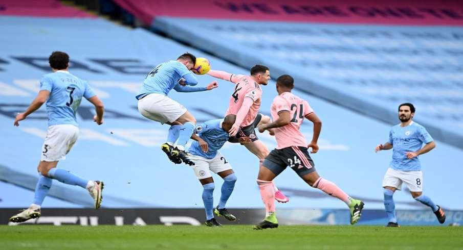 EPL, Manchester City, Sheffield, sports, football- India TV Hindi