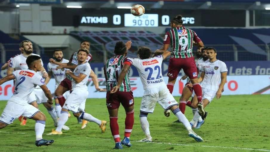 ISL-7 : केरल के खिलाफ जीत...- India TV Hindi
