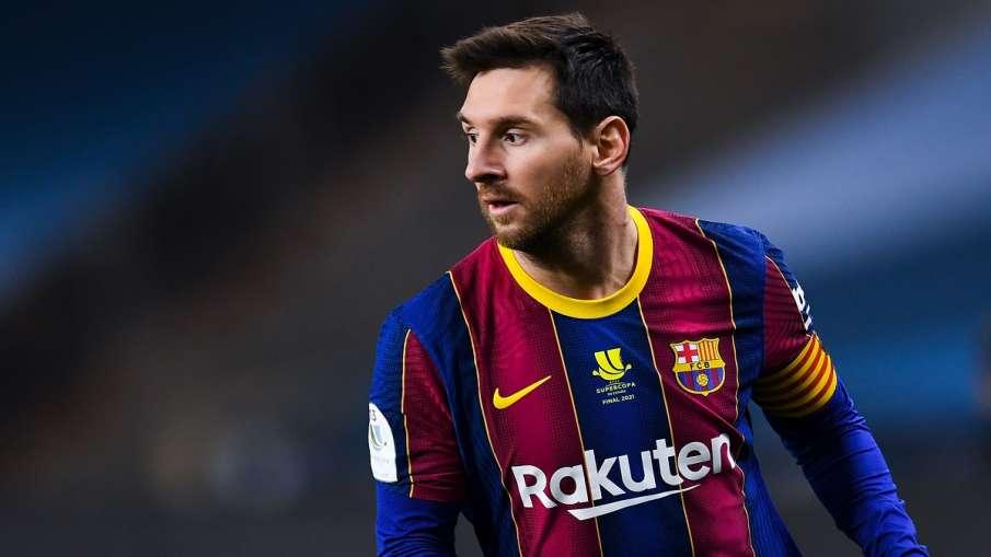 Lionel Messi- India TV Hindi