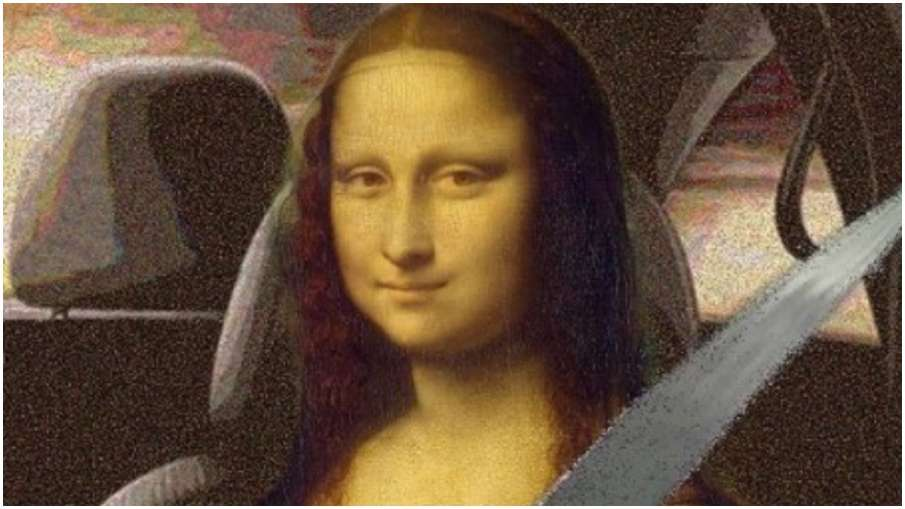 Monalisa with seat belt- India TV Hindi