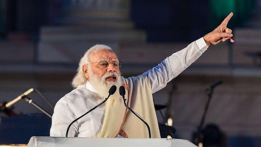 Mann ki Baat kisan andolan tractor rally on republic days Big Points 'मन की बात' में बोले पीएम मोदी-- India TV Hindi