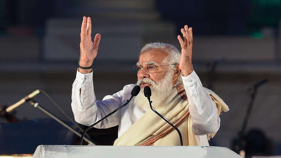 pm narendra modi says Government committed to modernize farming खेती को आधुनिक बनाने के लिए सरकार प्- India TV Hindi