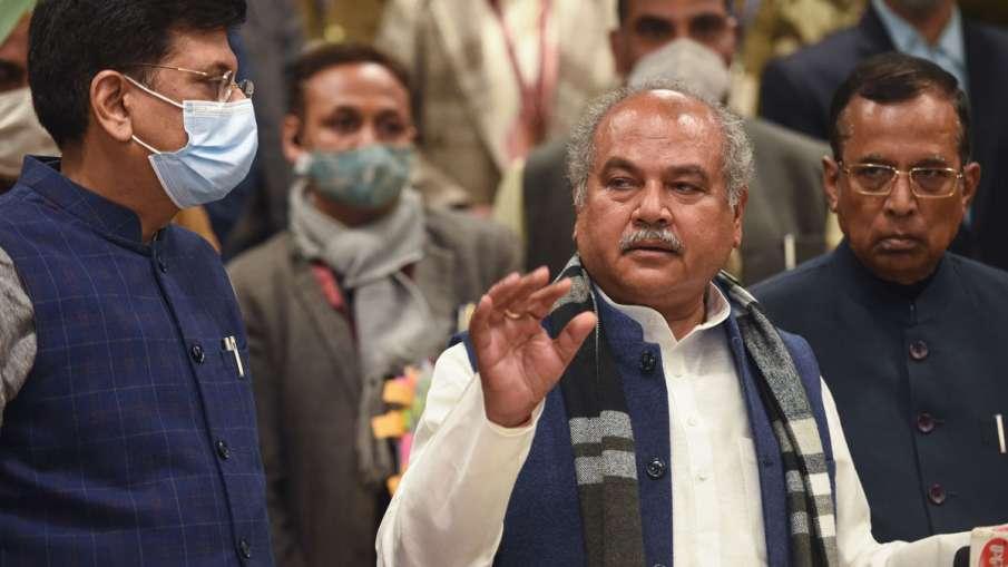 ..जब दो टूक बोले कृषि...- India TV Hindi