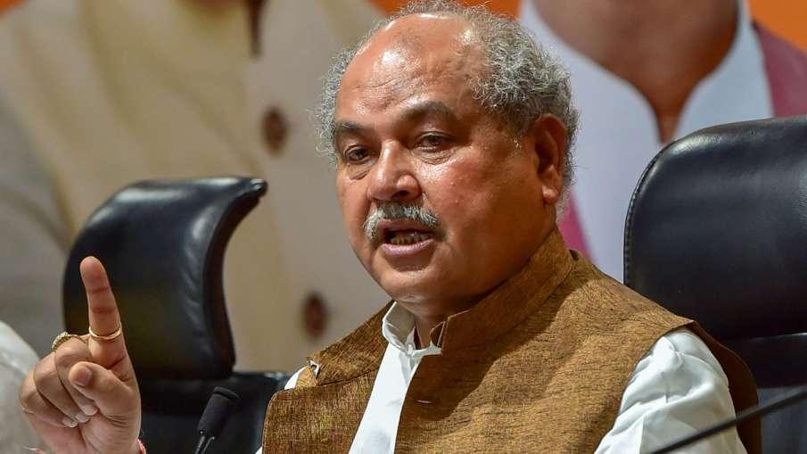 """किसानों के साथ बातचीत के बाद कृषि मंत्री का पहला बयान, कहा- """"चर्चा का माहौल अच्छा था लेकिन...""""- India TV Hindi"""