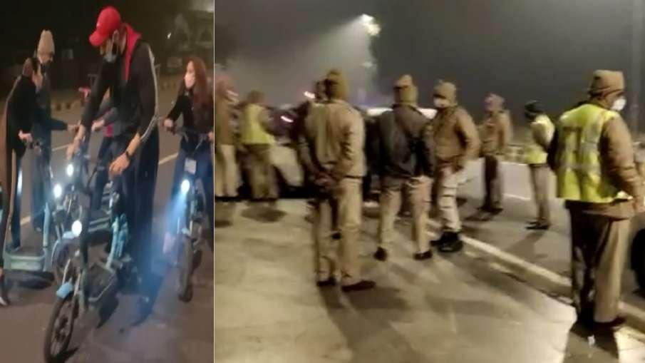 pakistan zindabad slogans raised near Khan Market metro station जब अचानक दिल्ली की सड़क पर सुनाई दिए- India TV Hindi