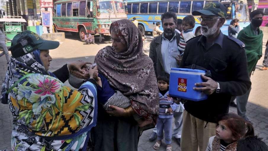 Polio Vaccination Pakistan, Polio Pakistan, Pakistan Polio, Pakistan Polio Attacks- India TV Hindi