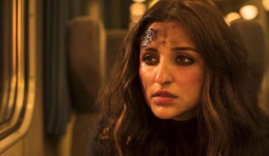 परिणीति चोपड़ा की फिल्म 'द गर्ल ऑन द ट्रेन' का टीज़र हुआ रिलीज- India TV Hindi