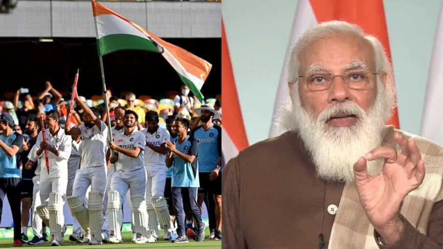 Team India and PM Modi- India TV Hindi